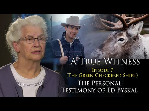 A true witness - episode 7 (the green checkered shirt) the testimony of ed byskal