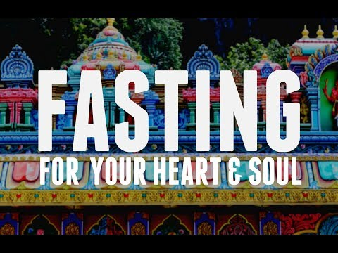 Fasting as a spiritual practice - new moon & full moon