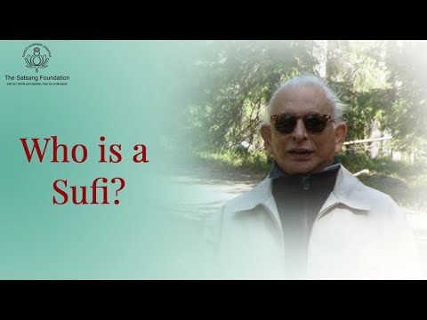 'who is a sufi? - origin, teachings, orders and stations' - session 2/4 - sri m - finland satsang