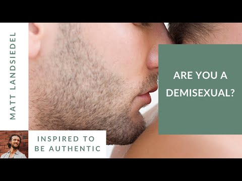 Are you a demisexual? [my journey to embracing my demisexuality]