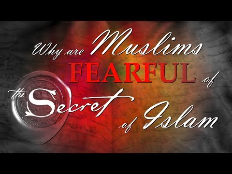 Why are muslims fearful of the secret of islam   christian prince