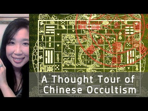 A thought tour of the chinese occult