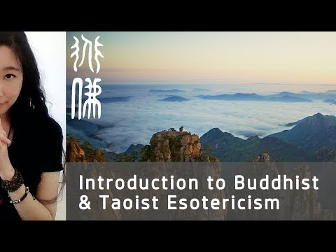 Introduction to buddhist-taoist esotericism