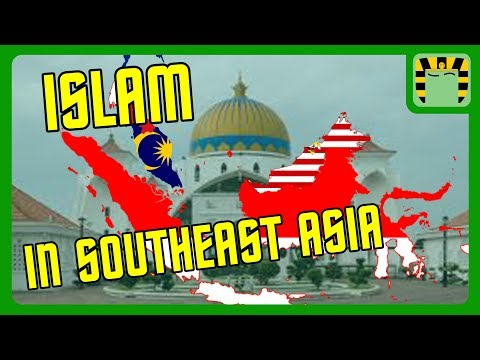 How islam spread to southeast asia