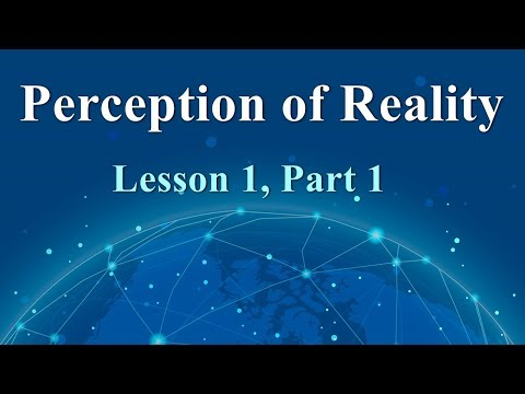 How do we perceive reality? | perception of reality with kabbalist dr. michael laitman
