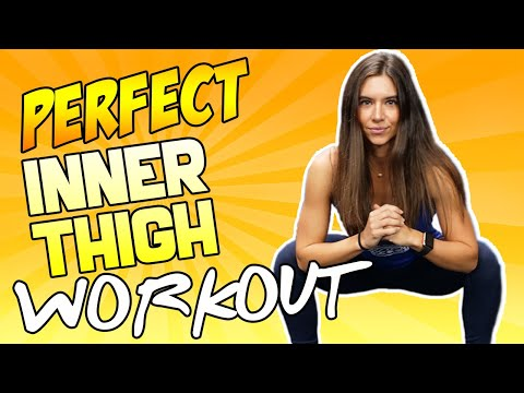 How to create the perfect inner thigh workout training session (leg day tips!)