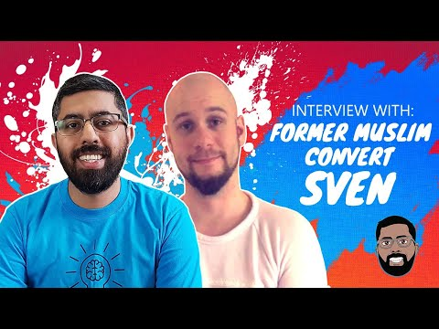 Muslim for 8 years   interview with former muslim convert sven from norway
