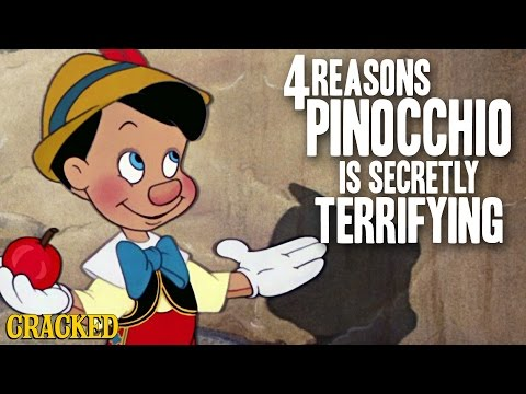 4 reasons pinocchio is secretly terrifying - obsessive pop culture disorder