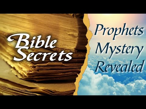 One of the biggest mysteries of the bible revealed - bible secrets explained by kabbalah