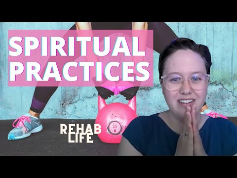 The how & whys of daily spiritual practices in a recovered life