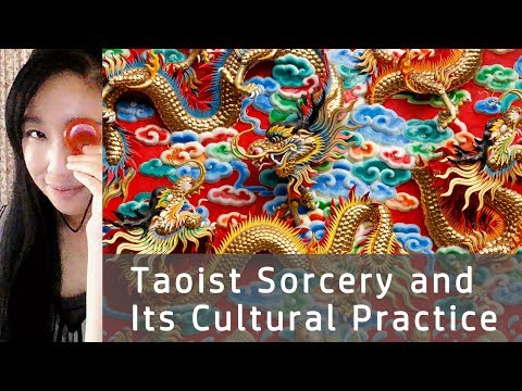 Taoist sorcery and its cultural practice