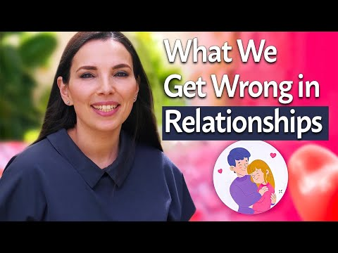 The 1 thing most people get wrong in relationships [kabbalah relationship tip]