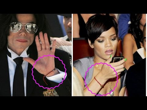Have you ever wondered why almost all a list celebrities wear this red thread on their wrist?