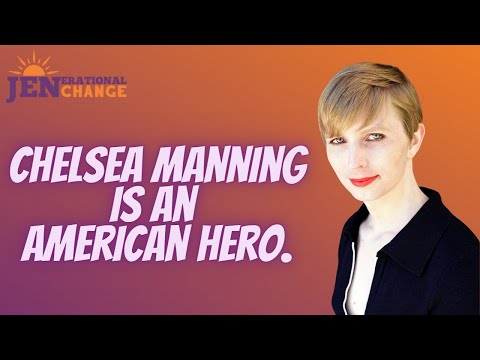 Why is chelsea manning considered a controversial figure?