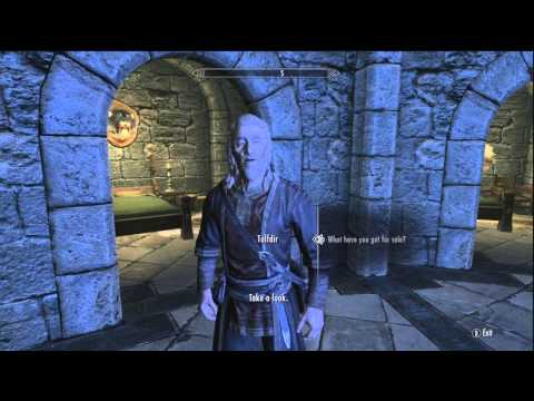 Skyrim new level up glitch 2013 (after patch)