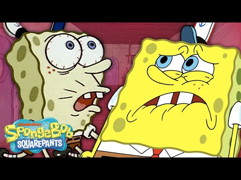 9 reasons why spongebob is the worst coworker ever