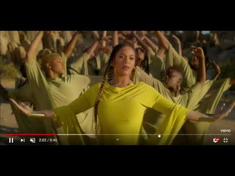 """Spirit worship is not of the holy spirit - satanic beyonce' """"mother earth""""- lion king ext cut"""