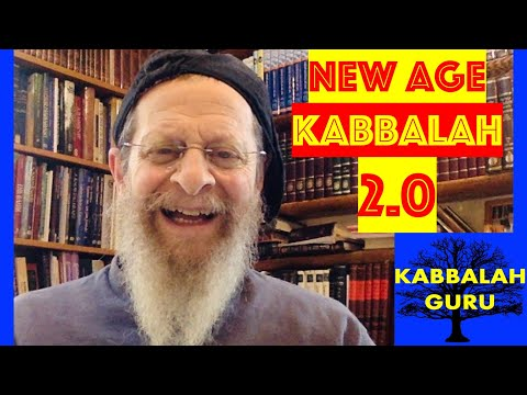 New age kabbalah and enlightenment