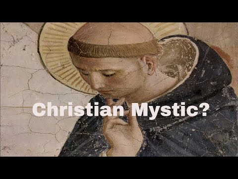 What is a christian mystic