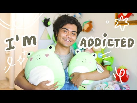 Why are people obsessed with squishmallows?!