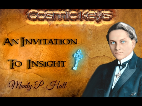 Manly p. hall | an invitation to insight