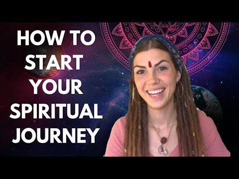 How to start your spiritual journey || my 6 tips for beginners