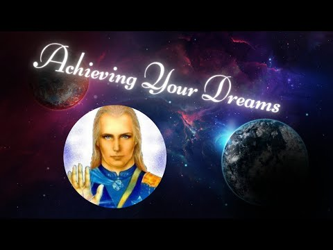 Commander ashtar on embracing the unknown and achieving your dreams