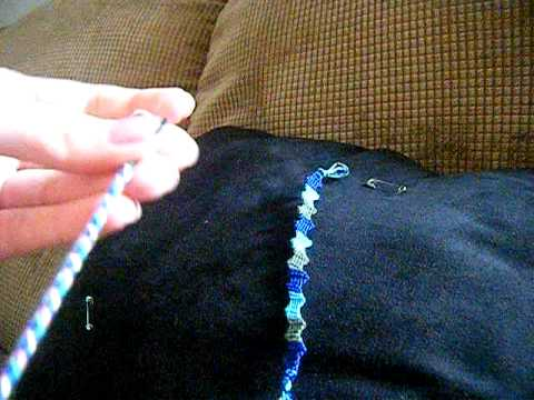 How to tie your friendship bracelets so you can wear them for a long time