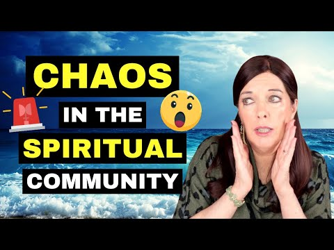 😱 chaos in the spiritual community   how to avoid it and stay on track 😇