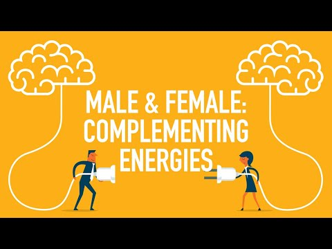 The kabbalah of male and female: complementing energies