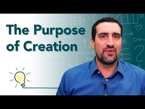 If the purpose of kabbalah and the purpose of creation are the same, what does kabbalah add?