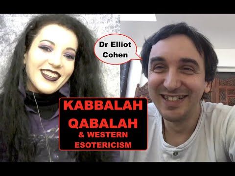 What is kabbalah? why the spelling qabalah? with dr elliot cohen
